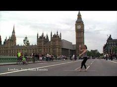 Lindíssimo video de coreografia - DeRose Method all over the world