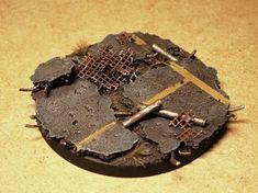 Miniature Bases, Effigy, Miniatures, Chocolate, Mysterious, Painting, Urban, Inspiration, Biblical Inspiration