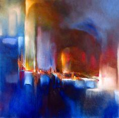 Annette Schmucker 1957   German Abstract painter   TuttArt@   Pittura * Scultura * Poesia * Musica  #more