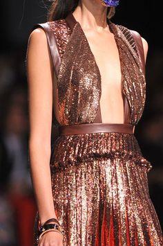 Givenchy Spring 2014 details
