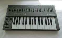MATRIXSYNTH: Roland SH-101 SN 283218 with Original Box
