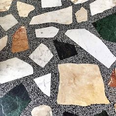 "406 Likes, 8 Comments - decus interiors (@decus_interiors) on Instagram: ""Terrazzo done right. . thanks to @mazmis"""
