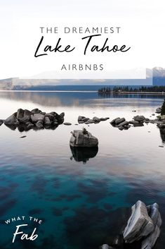 Plan your next vacation in the dreamiest spot in Lake Tahoe! There are a number of gorgeous Airbnbs to choose from! You'll fall in love and never want to leave!  lake tahoe vacation | lake tahoe vacation rentals | lake tahoe places to stay | best places to stay in lake Tahoe | places to stay in lake Tahoe | lake tahoe airbnb | best airbnb lake tahoe  #laketahoevacation #laketahoevacationrentals #laketahoeplacestostay #bestplacestostayinlaketahoe #placestostayinlaketahoe #laketahoeairbnb…
