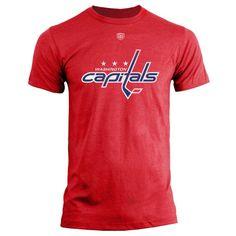 Washington Capitals Short Sleeve Tee