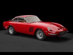 1963 Ferrari 250 GT Lusso by Fantuzzi
