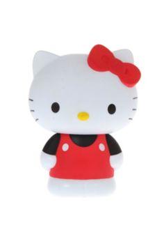 Hello Kitty Die Cut Coin Bank Blue Want Hello Kitty