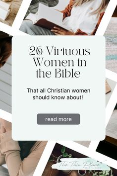 26 Virtuous Women in the Bible You Should Know #Faith #ChristianWomen #WomenInTheBible #Devotional Gratitude Journal Prompts, Devotional Journal, Gratitude Quotes, Daily Devotional, Gratitude Ideas, Christian Women, Christian Living, Christian Affirmations, Prayers For Strength