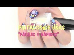 Pintado de uñas fáciles y rápidos . www.secretosdechicas.es