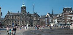 amsterdam dam meydanı - Google'da Ara