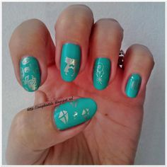 Unghiutze colorate-Happy nails: International Children's Day&Review oja Jelly Look Flormar