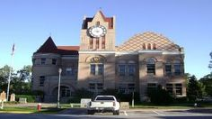 Wilkes County Courthouse. Washington, GA. Built in 1904.