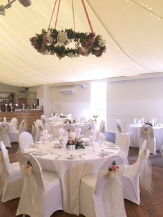 Inside Beaverwood Place which can seat 150 guests for a sit down meal and can take 300 guests for an evening party. Wedding Venues, Wedding Ideas, Evening Party, Meals, Table Decorations, Weddings, Beautiful, Home Decor, Wedding Reception Venues