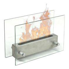 Soho Indoor/Outdoor Fireplace at Joss & Main