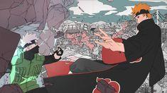 Kakashi Hatake, Naruto Shuppuden, Pain Naruto, Sarada Uchiha, Cartoon As Anime, Me Anime, Manga Anime, Naruto Sketch, Naruto Drawings