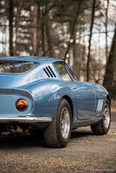 Ferrari 275 GTB #carwashlive pretty blue Connect with us if your in the #carcare business. Facebook.com/carwashlive or @carwashlive