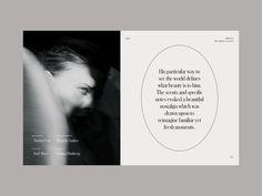 Website Design Inspiration, Graphic Design Inspiration, Print Layout, Layout Design, Dissertation Layout, Typography Design, Branding Design, Modern Web Design, Fashion Graphic Design