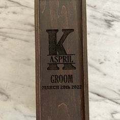 Groomsmen proposal box will you be my groomsman Best man | Etsy Groomsmen Gift Box, Be My Groomsman, Wedding Gifts For Groomsmen, Groomsmen Proposal, Personalized Wedding Gifts, Groomsman Gifts, Bridal Shower Presents, Cigar Gifts, Mini Bottles
