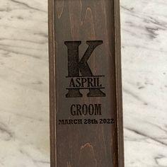 Groomsmen proposal box will you be my groomsman Best man | Etsy