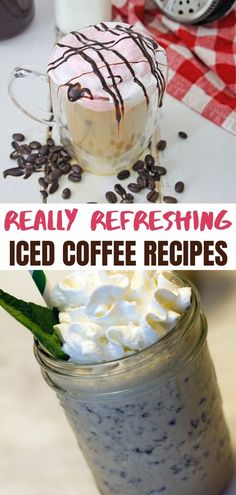Frozen Coffee Drinks, Iced Coffee Drinks, Drinks Alcohol Recipes, Non Alcoholic Drinks, Cocktails, Coffee Creamer Recipe, Coffee Stations, Coffee Talk, Coffee Recipes
