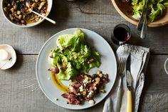 Grilled Vegetable Vinaigrette | recipe from Food52