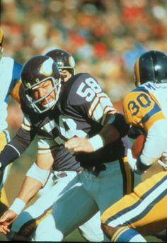 Minnesota #Vikings Linebacker Wally Hilgenberg - Photo Gallery: picture 1 of 4