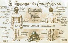 1914 1918 - 1ère guerre mondiale le langage des tranchées - Bing Images