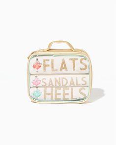 Floral Laundry Set Shoes Bag Underwear Bag Socks Bag