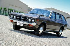 Datsun Car, Nissan Infiniti, Classic Cars, Retro, Vehicles, Autos, Vintage Classic Cars, Car, Retro Illustration