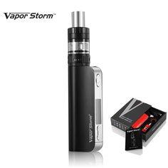 Electronic Cigarette Vape Storm  V50 TC 50W Box Mod Sub Ohm Temperature Control Electronic Hookah Shisha Pen VS Istick