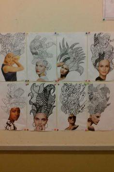Arts plastiques cycle - Female Tutorial and Ideas Middle School Art, Art School, Desenho Kids, 4th Grade Art, Ecole Art, School Art Projects, Art Education Projects, Plastic Art, Cycling Art