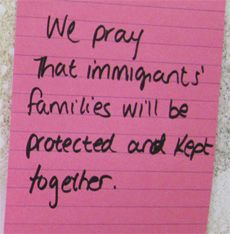 The UUA offers an immigration toolkit to help you successfully work for compassionate immigration reform.