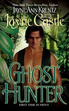 Ghost Hunter (Ghost Hunters, Book 3) (Harmony) by Jayne Castle http://www.amazon.com/dp/B000P2A422/ref=cm_sw_r_pi_dp_f0jgwb0N4DRJ2