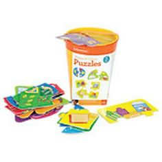 Learning toys, flash cards, writing stencils, activity books #Glimpse_by_TheFind