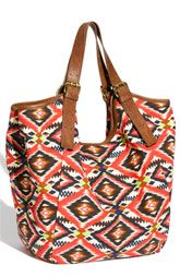 Twelfth Street by Cynthia Vincent Canvas Tote