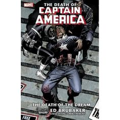 Leaping from the final pages of Civil War, this is the biggest Cap story that Ed Brubaker and Steve Epting have yet to tell - guaranteed ...