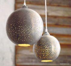 Constellation Lamp Large