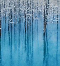 Agua nevosa