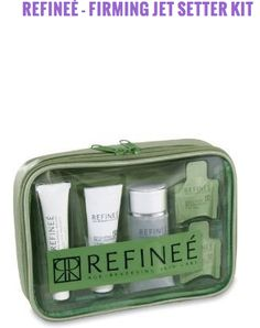 Refinee Firming Kit H2O+ Total Source UV Defense Fluid Spf 50 Pa +++-1 oz.