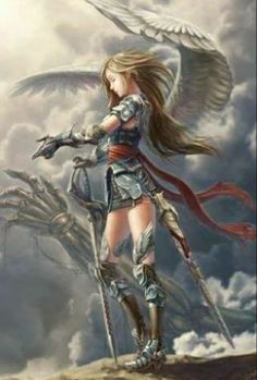 Nike In Greek mythology, Nike was a goddess who personified victory, also known as the Winged Goddess of Victory. She was described as the daughter of the Titan Pallas and the goddess Styx .and Pallas was the son of Titan Crius .