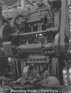 Armorama :: LF Pics of Big old factory Machines