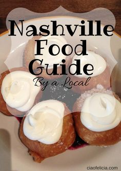 I expected Nashville to be a big country place. People wearing cowboy boots and eating fried chicken and mashed potatoes. Boy was I wrong! It