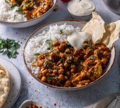 Chana Masala, Curry, Gluten, Vegan, Cooking, Healthy, Ethnic Recipes, Food, Lunch Ideas