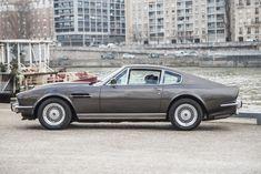 1984 Aston Martin V8  - LHD MANUAL SERIE IV OSCAR INDIA