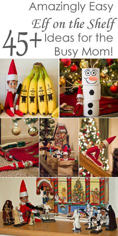 It was another week of shenanigans, as the Elf on the Shelf made our kids giggle and laugh with his crazy antics! Check out our previous Elf on the Shelf posts here! Elf on the Shelf Ideas for Christmas Every child wants to ride a pony at least once, and our little elf was no...Read More »