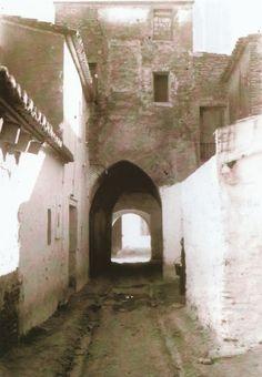 """""""Portalet"""" de Benicalap en el año 1935."""