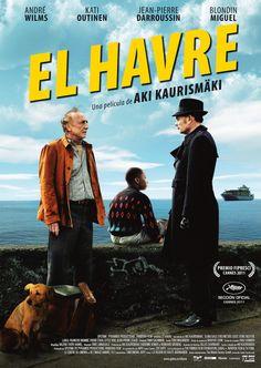 El havre [Material gráfico] / Director, Aki Kaurismäki.-- Finlandia : [s.n.], 2011. 1CAR/56