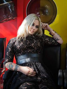 Elle King (posted by Bumbershoot)