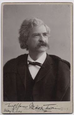 samuel clemens biography for kids