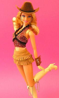 """""""Honky Tonk"""" Barbie"""