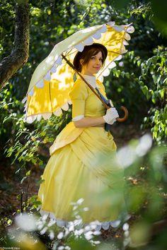 Jane from Tarzan!